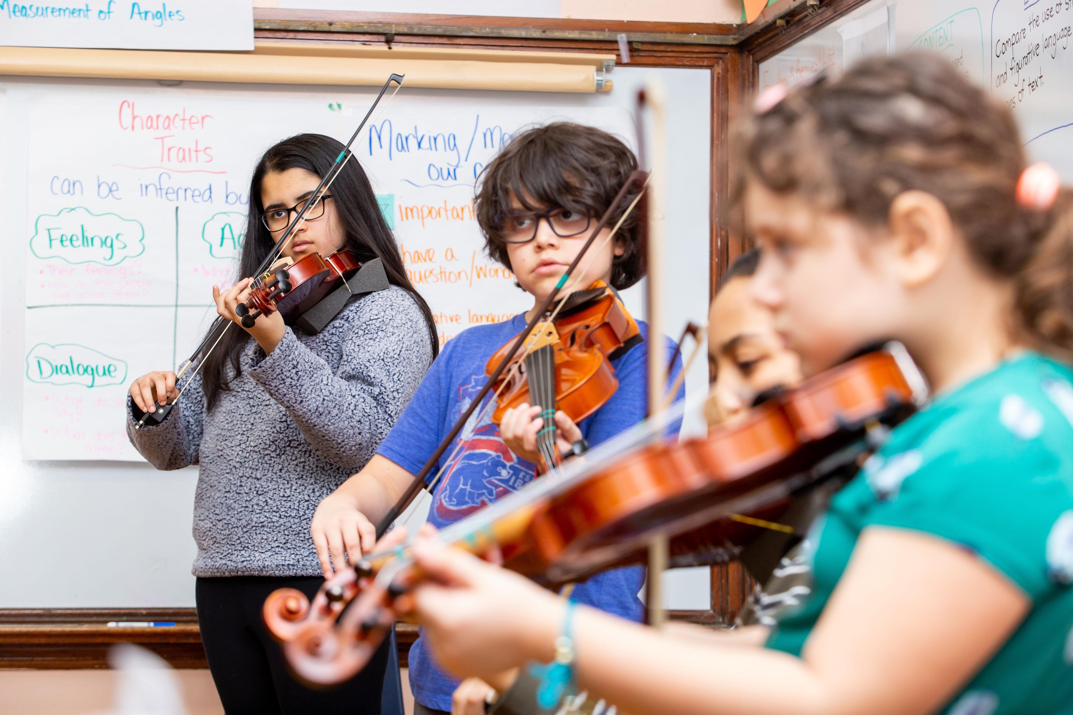 Violin Ensemble