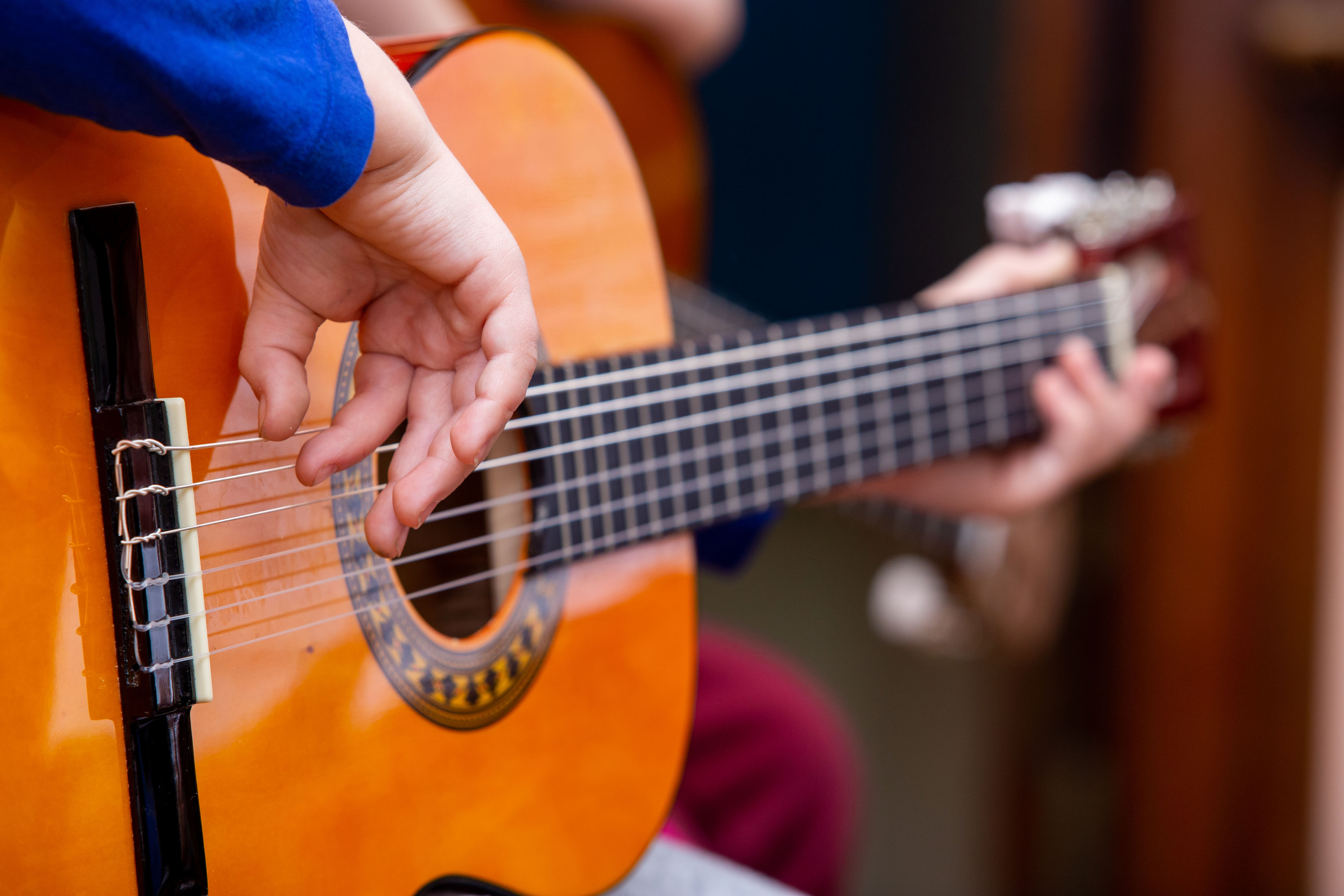 Yearlong Guitar Fundamentals
